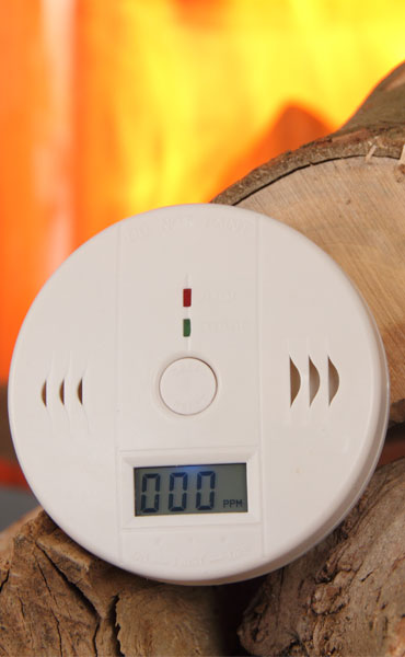 Un détecteur de CO